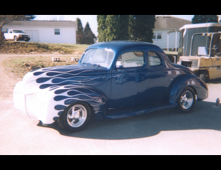 1940 FORD 2 DOOR COUPE -  - 24304