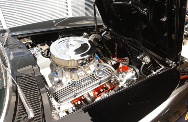 1967 CHEVROLET CORVETTE CONVERTIBLE - Engine - 24308