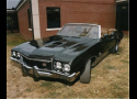 1972 BUICK GRAN SPORT STAGE 1 CONVERTIBLE -  - 24309