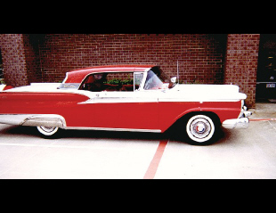 1959 FORD FAIRLANE CONVERTIBLE -  - 24319