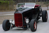 1932 FORD ROADSTER HOT ROD -  - 24352