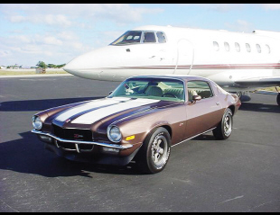 1971 CHEVROLET CAMARO Z/28 COUPE -  - 24370