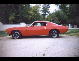 1970 CHEVROLET CAMARO Z/28 COUPE -  - 24375