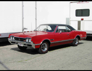 1966 OLDSMOBILE 442 W30 COUPE -  - 24379