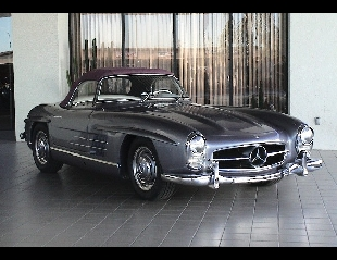 1958 MERCEDES-BENZ 300SL ROADSTER -  - 24389