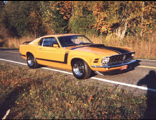 1970 FORD MUSTANG BOSS 302 UNKNOWN -  - 24459