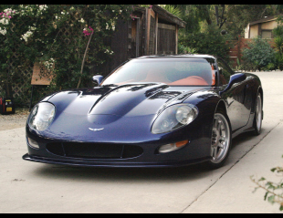 1997 CHEVROLET CORVETTE CALLAWAY C12 COUPE -  - 24463