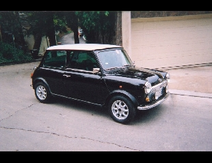 1973 MORRIS MINI COOPER S COUPE -  - 24478