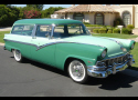 1956 FORD 2 DOOR STATION WAGON -  - 24507
