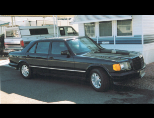 1985 MERCEDES-BENZ 500SEL 4 DOOR SEDAN -  - 24509