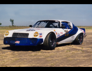 1975 CHEVROLET CAMARO RACE CAR -  - 24553
