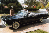 1967 LINCOLN CONTINENTAL 4 DOOR CONVERTIBLE -  - 24601