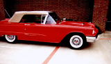 1960 FORD THUNDERBIRD CONVERTIBLE -  - 24623