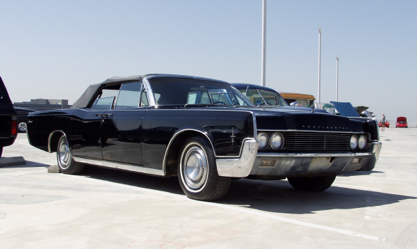 1966 lincoln continental convertible 24648. Black Bedroom Furniture Sets. Home Design Ideas