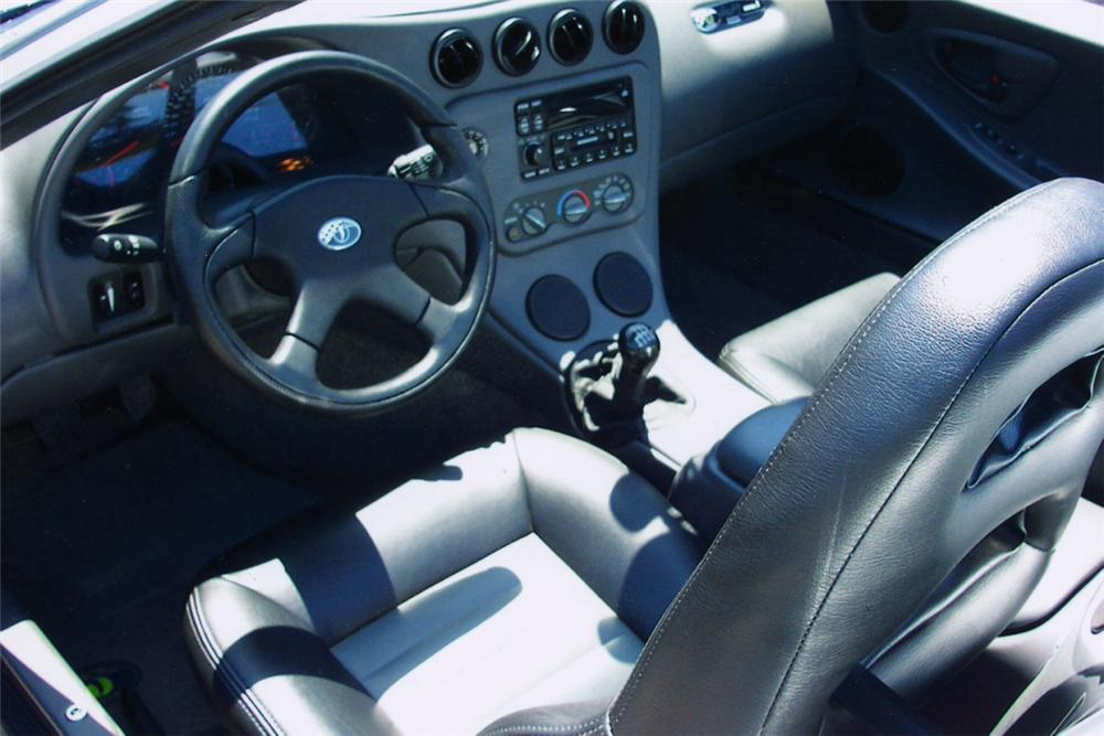 1999 SHELBY SERIES 1 ROADSTER - Interior - 24669