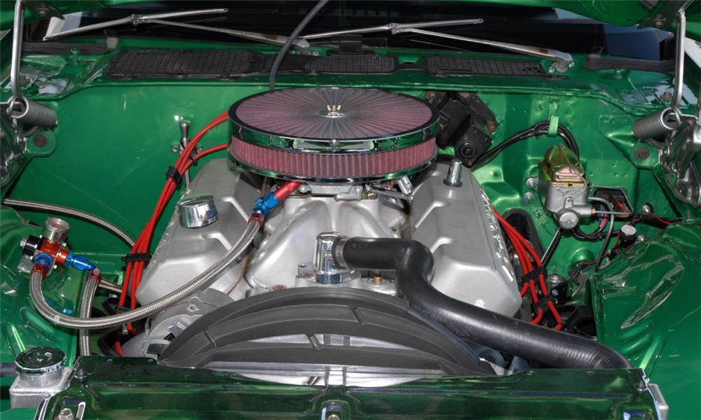 1970 CHEVROLET CAMARO Z/28 CUSTOM COUPE - Engine - 39641