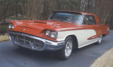 1960 FORD THUNDERBIRD 2 DOOR HARDTOP -  - 39643