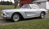 1962 CHEVROLET CORVETTE FI CONVERTIBLE -  - 39649