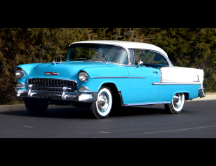 1955 CHEVROLET BEL AIR 2 DOOR HARDTOP -  - 39653