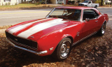 1968 CHEVROLET CAMARO RS/SS COUPE -  - 39655