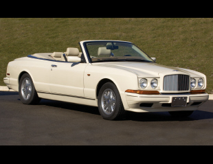 1996 BENTLEY AZURE CONVERTIBLE -  - 39661