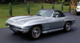 1966 CHEVROLET CORVETTE CONVERTIBLE -  - 39662