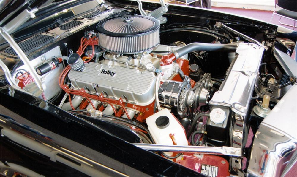 1970 CHEVROLET CAMARO CUSTOM COUPE - Engine - 39666
