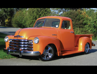 1953 CHEVROLET CUSTOM PICKUP -  - 39677