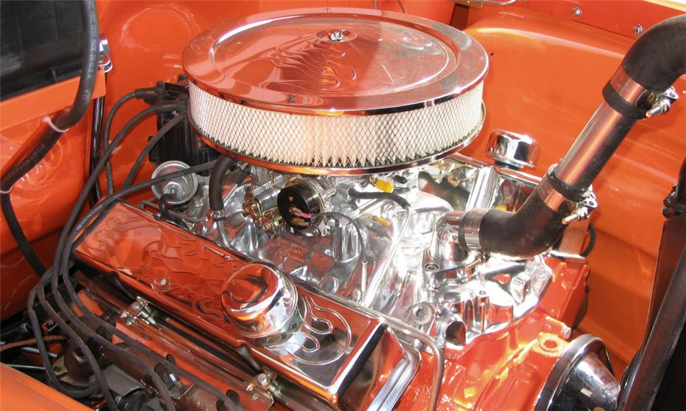 1953 CHEVROLET CUSTOM PICKUP - Engine - 39677