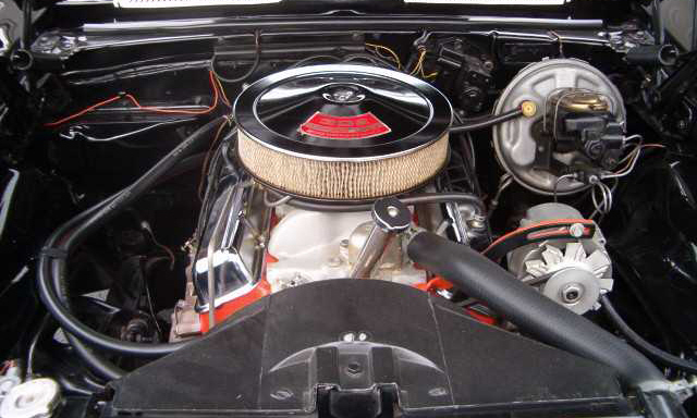 1968 CHEVROLET CAMARO Z/28 RS COUPE - Engine - 39678