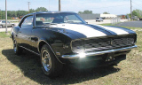 1968 CHEVROLET CAMARO Z/28 RS COUPE -  - 39678
