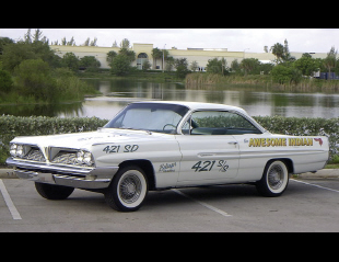 1961 PONTIAC CATALINA 2 DOOR -  - 39680