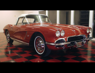 1962 CHEVROLET CORVETTE CONVERTIBLE -  - 39684
