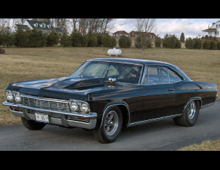 1965 CHEVROLET IMPALA CUSTOM 2 DOOR HARDTOP -  - 39687