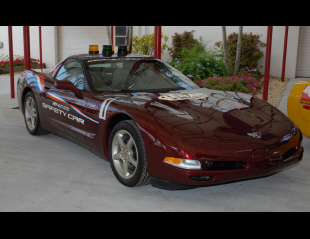 2003 CHEVROLET CORVETTE 50TH ANNIVERSARY LEMANS SAFETY C -  - 39689