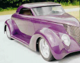 1937 FORD CUSTOM ROADSTER -  - 39691
