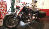2001 HARLEY-DAVIDSON ROAD KING CUSTOM MOTORCYCLE -  - 39694