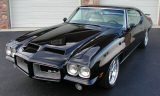 1972 PONTIAC GTO 2 DOOR COUPE -  - 39697