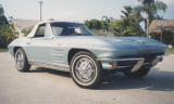 1963 CHEVROLET CORVETTE 327/350 CONVERTIBLE -  - 39701