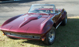 1966 CHEVROLET CORVETTE 327 CONVERTIBLE -  - 39704