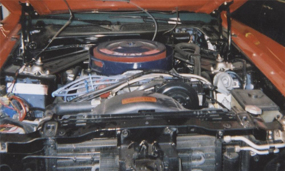 1971 FORD MUSTANG MACH 1 FASTBACK - Engine - 39708