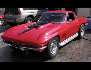 1967 CHEVROLET CORVETTE 427/390 COUPE -  - 39715