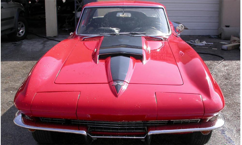 1967 CHEVROLET CORVETTE 427/390 COUPE - Interior - 39715