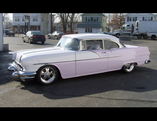 1956 PONTIAC CHIEFTAIN CUSTOM 2 DOOR HARDTOP -  - 39721