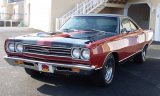 1969 PLYMOUTH GTX 2 DOOR HARDTOP -  - 39722