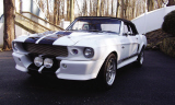 1968 FORD MUSTANG CONVERTIBLE ELEANOR RE-CREATION -  - 39725