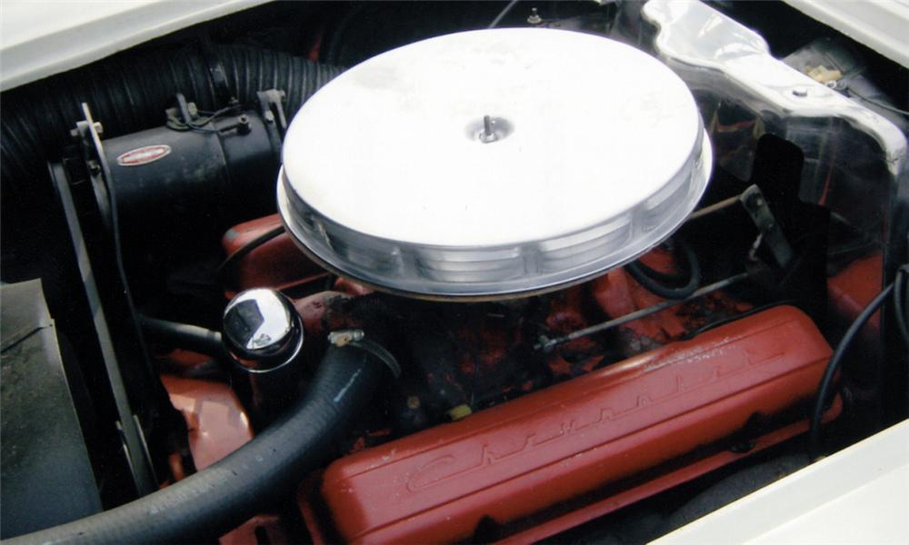 1959 CHEVROLET CORVETTE CONVERTIBLE - Engine - 39726