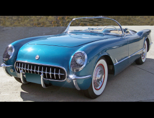1954 CHEVROLET CORVETTE CONVERTIBLE -  - 39728