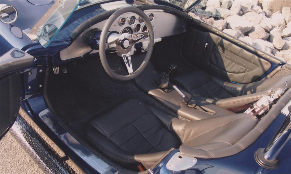 2006 SHELBY COBRA RE-CREATION - Interior - 39732