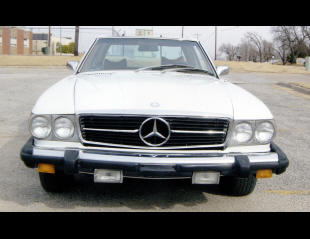 1974 MERCEDES-BENZ 450SL CONVERTIBLE -  - 39737